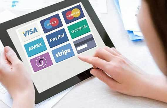multiple payment method