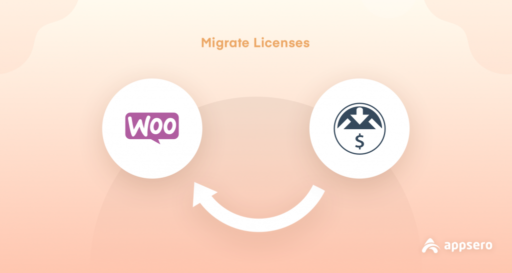 License Migration From Easy Digital Downloads To WooCommerce with Appsero 1