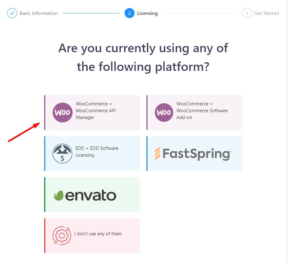 Using WooCommerce with WooCommerce API Manager 1