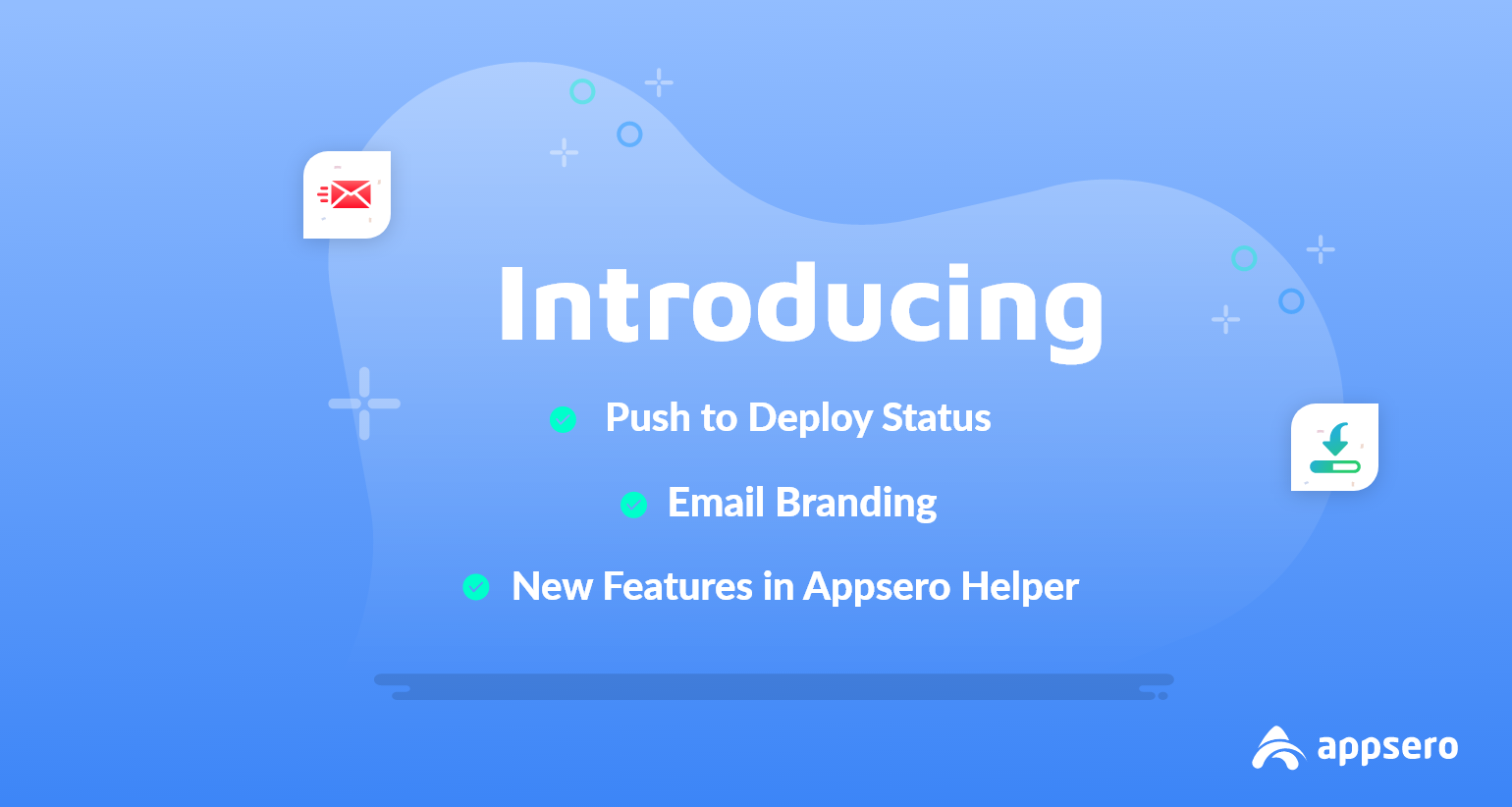 Introducing Push To Deploy Status & Email Branding With Appsero