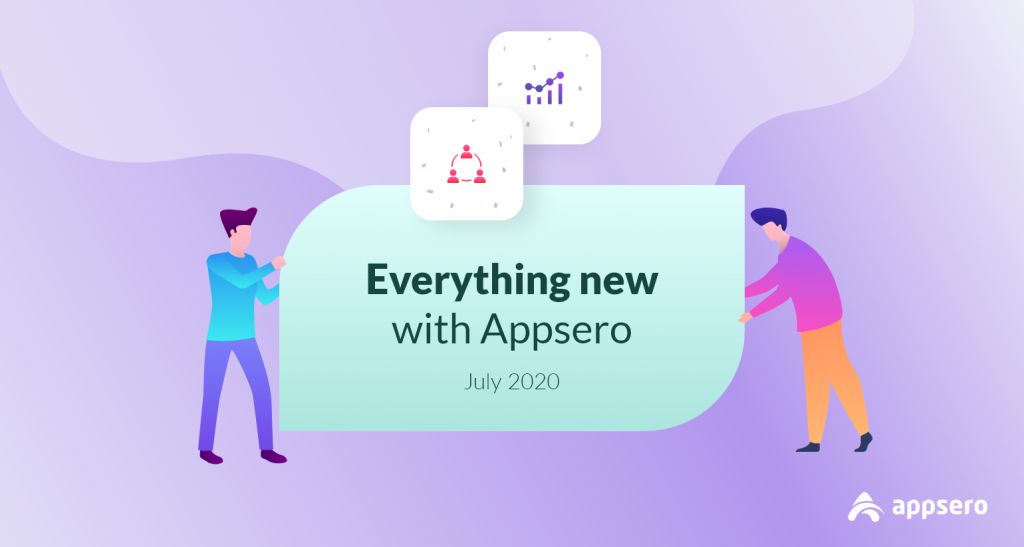 Appsero new release blog- Everything new with Appsero – 1