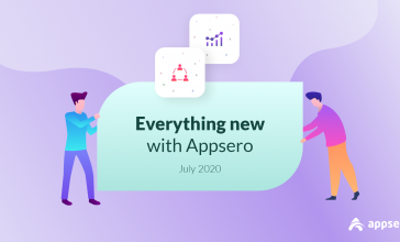 What's New with Appsero –  July 2020
