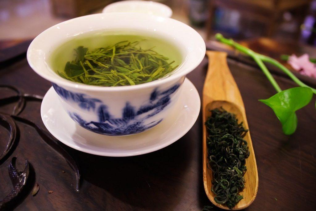 green tea - developer stress