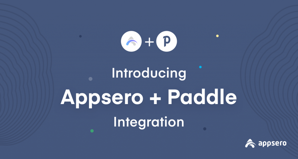 Introducing Appsero + Paddle Integration - Appsero