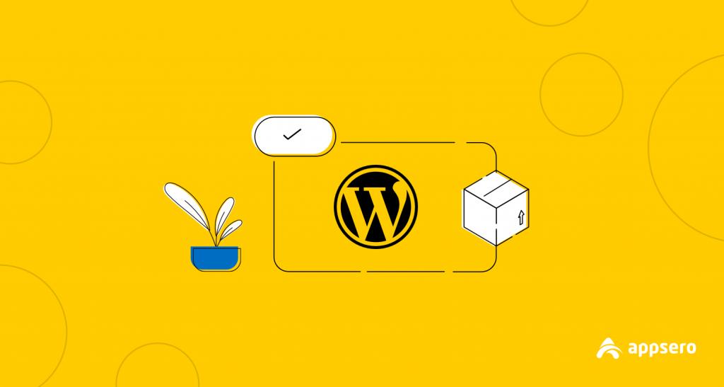 WordPress-products