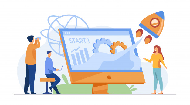 Start working on your SEO