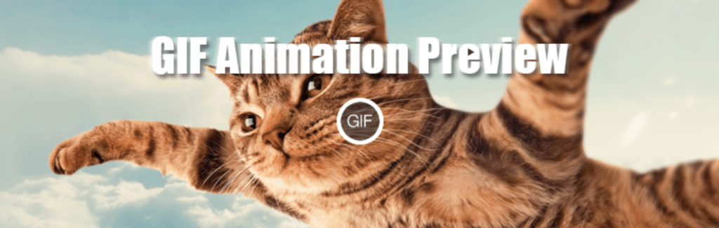GIF Animation Preview