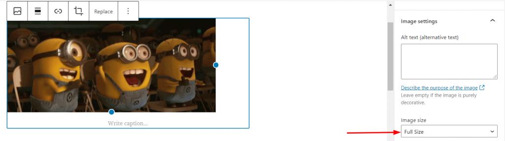 GIF in WordPress