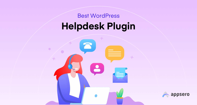 best wordpress helpdesk plugin