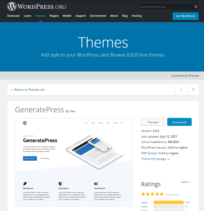 How to Update Your Theme in WordPress: The Easy Way 1